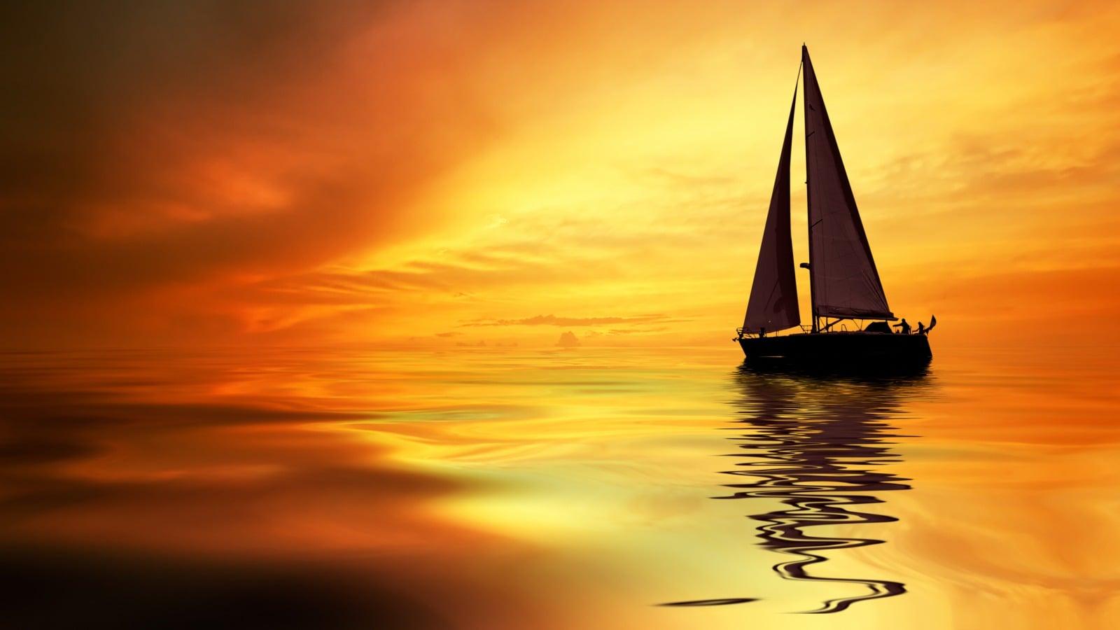 Hình ảnh \u201c chiếc thuyền ngoài xa\u201d: Với Phùng là \u201ccảnh đắt trời cho\u201dnhư bức tranh mực tàu của một danh họa thời cổ \u201cmũi thuyền in một nét mơ hồ ...